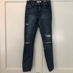 Pacsun High-rise Skinny Jeans